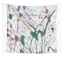 Acrylic abstract Wall Tapestry