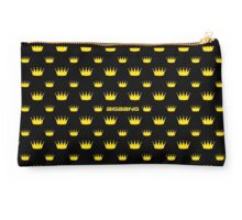 BIGBANG Crown Pattern 2 Studio Pouch