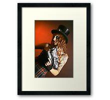 Steampunk XXVII Framed Print