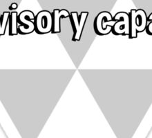 Most people want to serve God - but only in an advisory capacity. Sticker