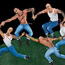 The Skinhead Dance by Ben Louria