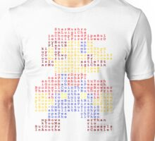 8-Bit Hero - Super Mario Unisex T-Shirt