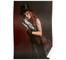 Steampunk XXXI Poster