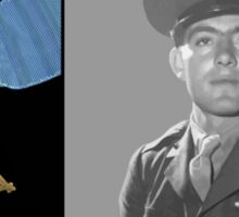 John Basilone and The Medal of Honor  Sticker
