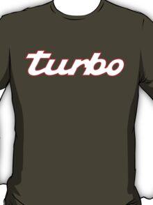 turbo t-shirt T-Shirt