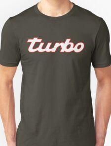 turbo t-shirt Unisex T-Shirt