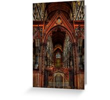 St Paul's Cathedral Entry Greeting Card
