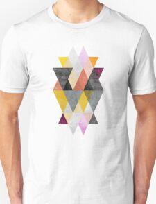 Vintage Triangel Collage  T-Shirt