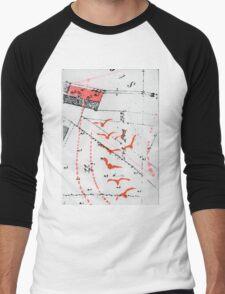 nach hause Men's Baseball ¾ T-Shirt