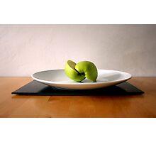 Sliced Fruit Photographic Print