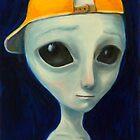 Alien #1 by joykolitsky