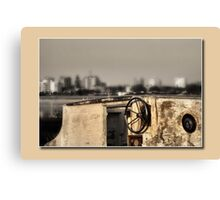 forster old days Canvas Print