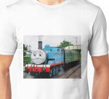 Thomas Waits For His Passengers ! Unisex T-Shirt