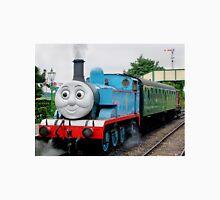 Thomas Waits For His Passengers ! Unisex T-Shirt