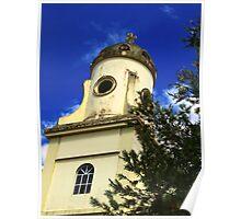 Costa Rica, Tabarica Church take 2 Poster