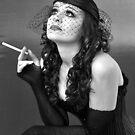 That burleque habit! by Jules50