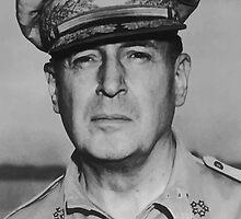 General Douglas MacArthur by warishellstore