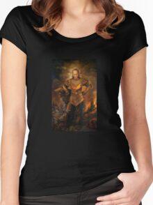 Vigo the Carpathian Women's Fitted Scoop T-Shirt