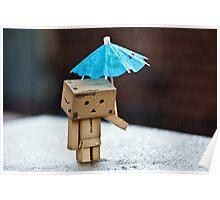 Rain Rain Go Away! Poster