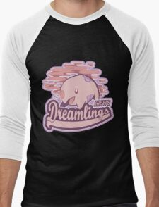 Kaeyi's Dreamlings Sports Logo! Men's Baseball ¾ T-Shirt