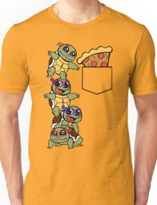 Pocket Pizza Unisex T-Shirt