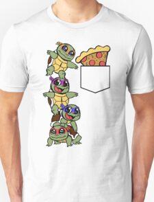 Pocket Pizza T-Shirt