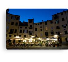 Italie - Toscane - Lucques (Lucca) Canvas Print