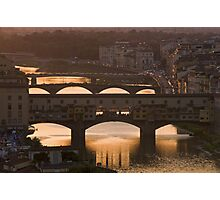 Italie - Toscane - Florence (Firenze) Photographic Print