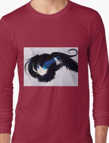 Black Rock Shooter Sweet blue Long Sleeve T-Shirt