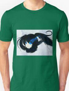 Black Rock Shooter Sweet blue Unisex T-Shirt