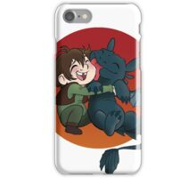 Forbidden Friendship  iPhone Case/Skin