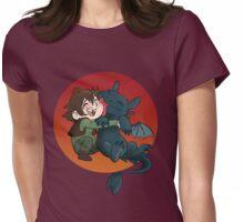 Forbidden Friendship  Womens Fitted T-Shirt