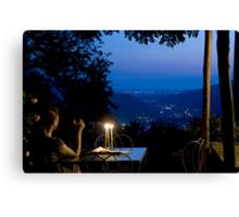 Italie - Toscane - Camaiore Canvas Print