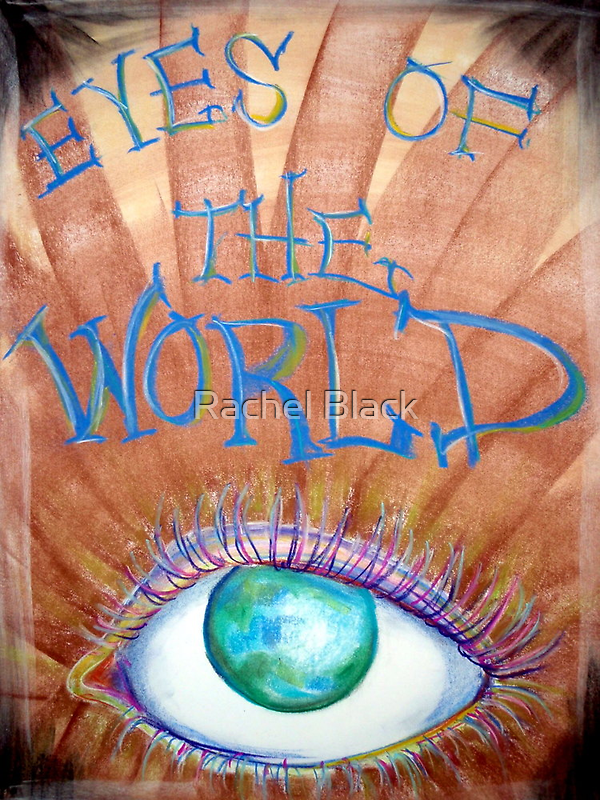 Eyes of the World by Rachel Black