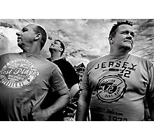 Tough Guys Photographic Print