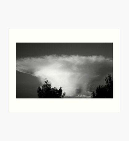 Storm Cloud ... Art Print