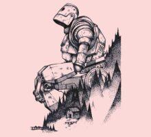 Iron Giant One Piece - Short Sleeve