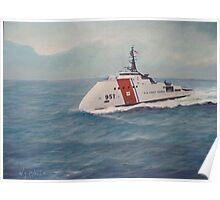 U. S. Coast Guard Cutter concept design Poster