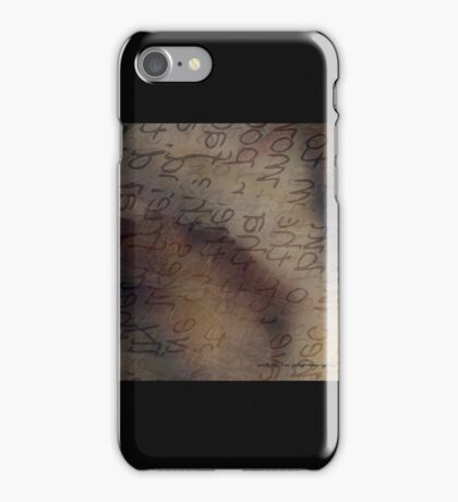 Dreaming of Your Touch © Vicki Ferrari iPhone Case/Skin