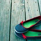 Shoe Corner by Johnny Joo