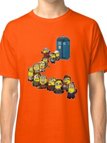 Doc Minion Line Up Classic T-Shirt