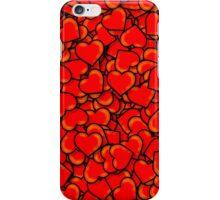 Hearts (Valentine's Day) iPhone Case/Skin