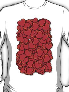 Hearts (Valentine's Day) T-Shirt