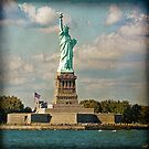 The Statue of Liberty, USA by Chris Lord