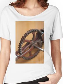 Granny's Manual Mode Kitchenware Women's Relaxed Fit T-Shirt