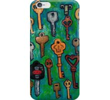 The Various Responsibilities of Life iPhone Case/Skin