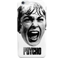 Psycho iPhone Case/Skin