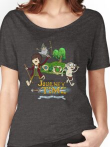 Unexpected Journey Time! Women's Relaxed Fit T-Shirt