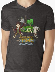 Unexpected Journey Time! Mens V-Neck T-Shirt
