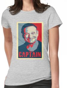 Robins best hits Womens Fitted T-Shirt